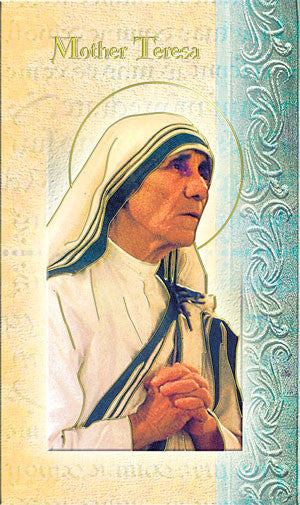 Mother Teresa of Calcutta - Biography Pamphlet