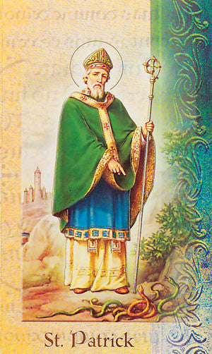 St Patrick Biography Pamphlet Catholiconline Shopping