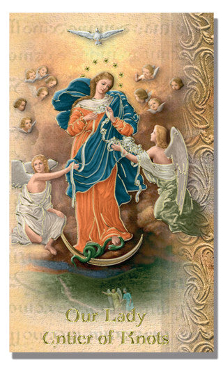 Our Lady Untier Of Knots - Biography Pamphlet