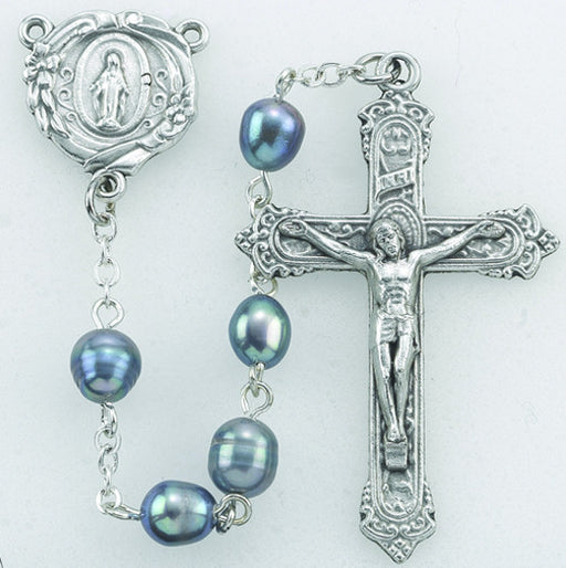 freshwater_blue_pearl_rosary