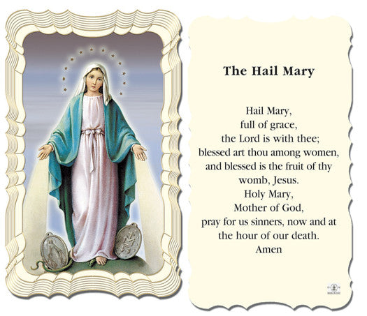 hail_mary_holy_card