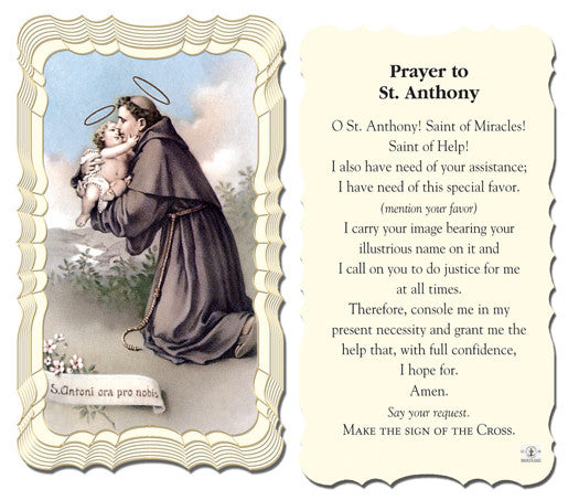 saint anthony online dating He was a monk at froidement, in franche-comte, france anthony lived in a hermitage there and was known saint michael the archangel isn secure catholic dating.