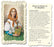 Image of ST.DYMPHNA HOLY CARD