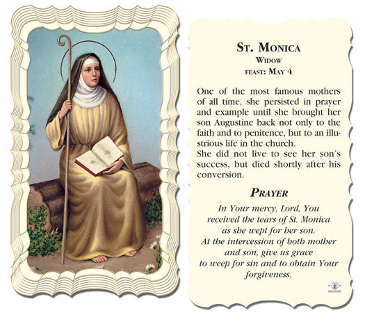 st_monica_holy_card