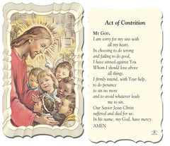 picture regarding Act of Contrition Prayer Printable titled Act of Contrition - Prayers - Catholic On the net