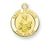 gold_over_sterling_round_st_francis_medal