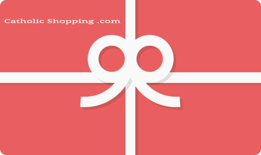 Catholic Online Shopping Gift Card