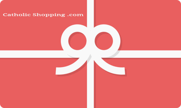 Catholic Online.Shopping Gift Card