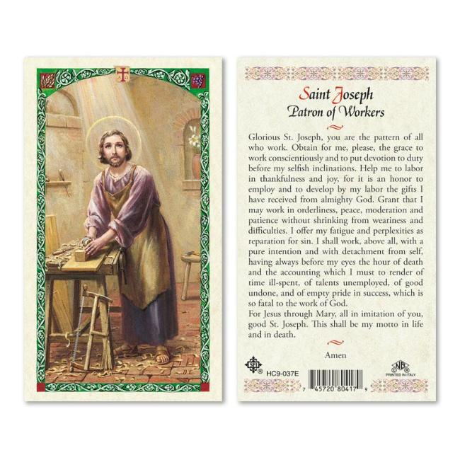 Image result for free ST JOSEPH THE WORKER catholic