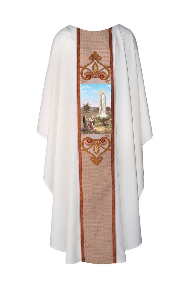 Our Lady of Fatima Chasuble