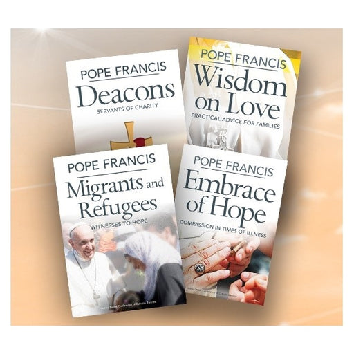 Discover the wisdom of Pope Francis