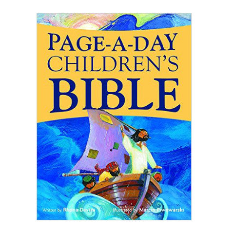Page-A-Day Children's Bible