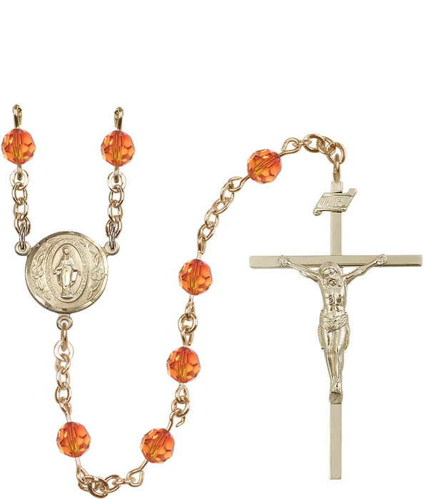 6mm_fire_opal_swarovski_14kt_gold_filled_rosary