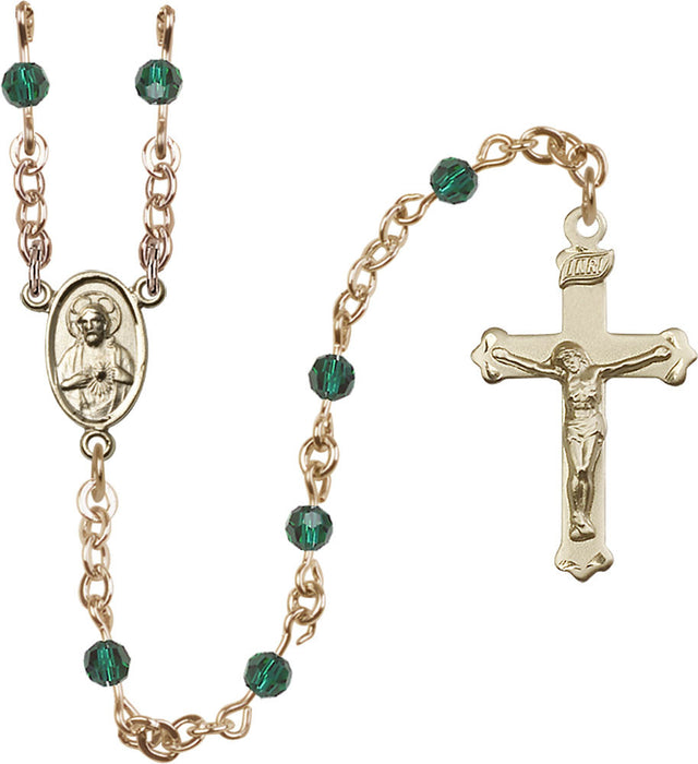 emerald_gold_filled_rosary