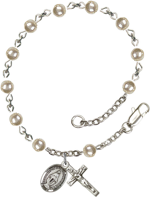 sterling_silver_faux_pearl_rosary_bracelet