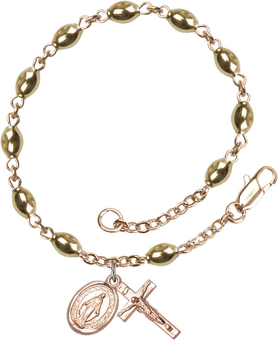 gold_filled_rosary_bracelet