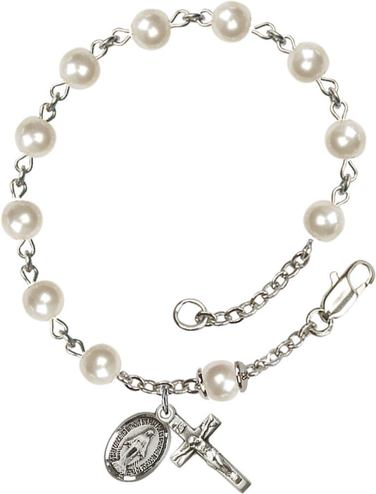 faux_pearl_sterling_silver_rosary_bracelet