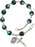 capped_our_father_sterling_silver_rosary_bracelet