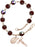 garnet_our_father_gold_rosary_bracelet
