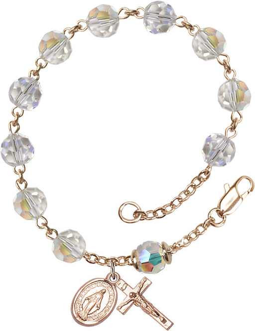crystal_our_father_gold_rosary_bracelet