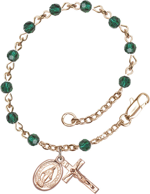 emerald_14kt_gold_filled_rosary_bracelet
