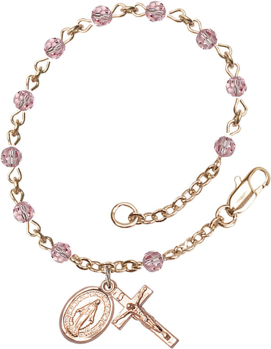 light_rose_gold_rosary_bracelet