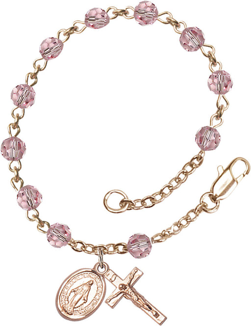 light_rose_gold_filled_rosary_bracelet