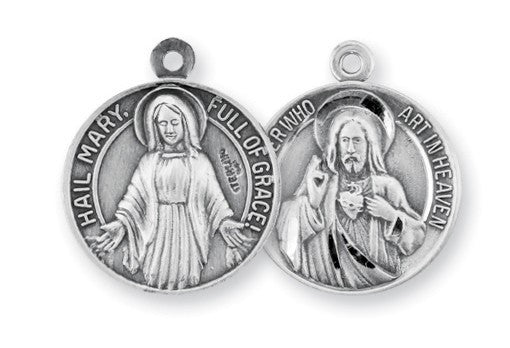 silver_our_father_hail_mary_medal