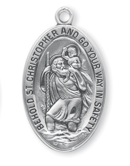 silver_oval_st_christopher_medal