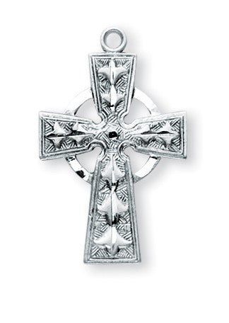 silver_celtic_cross