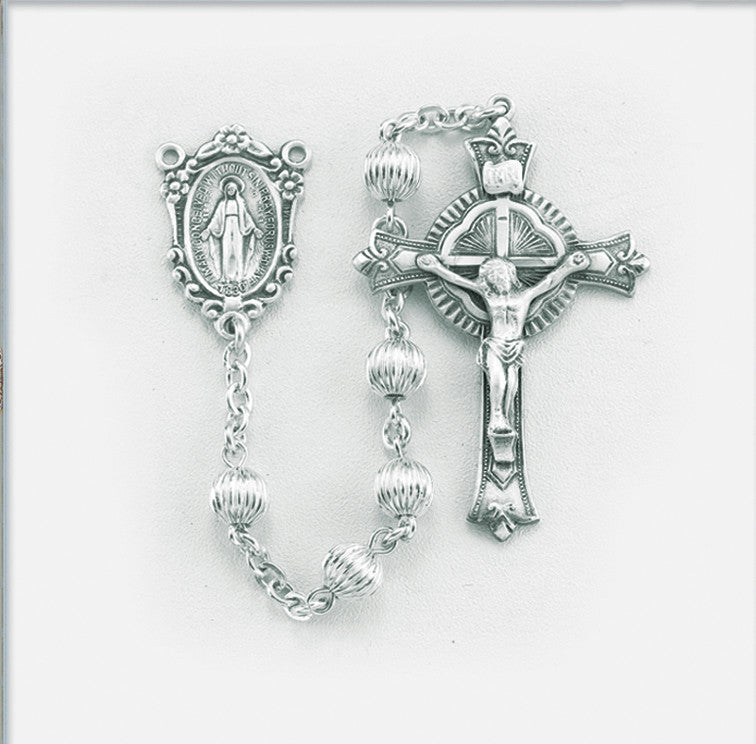 Sterling Rosary