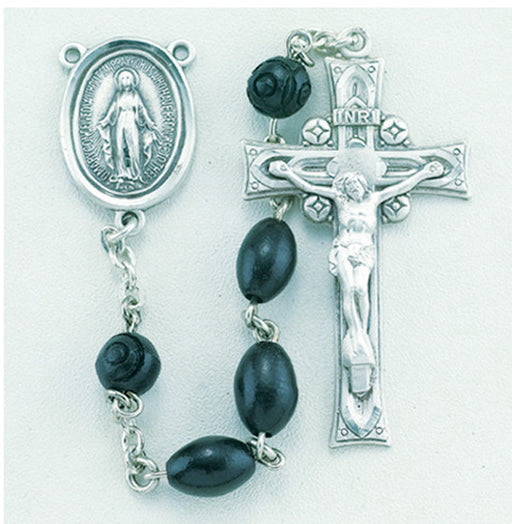 black_oval_sterling_rosary