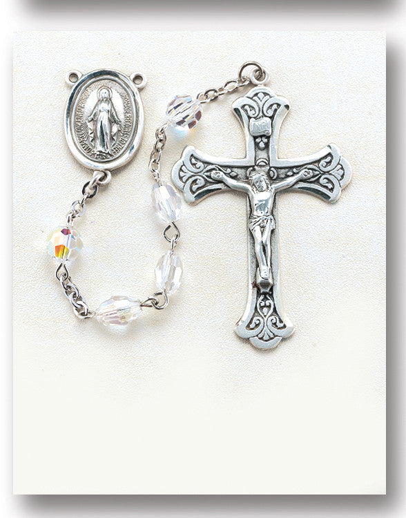 mutli_oval_tin_cut_sterling_rosary