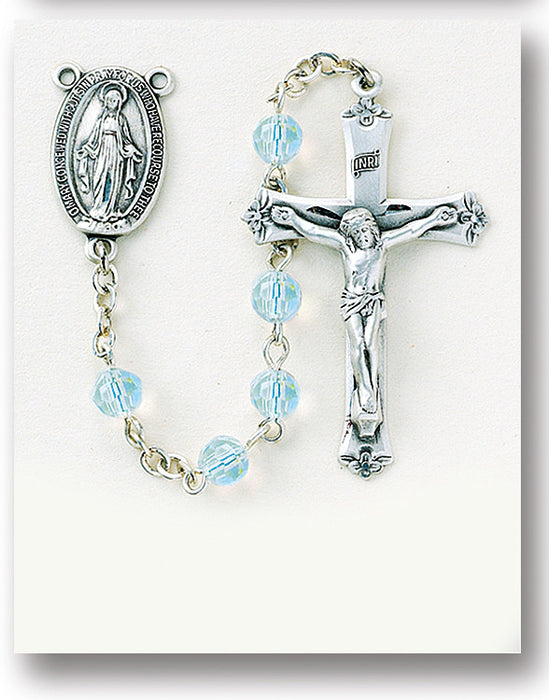 light_rose_tin_cut_sterling_rosary