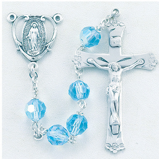 tin_cut_aqua_sterling_rosary
