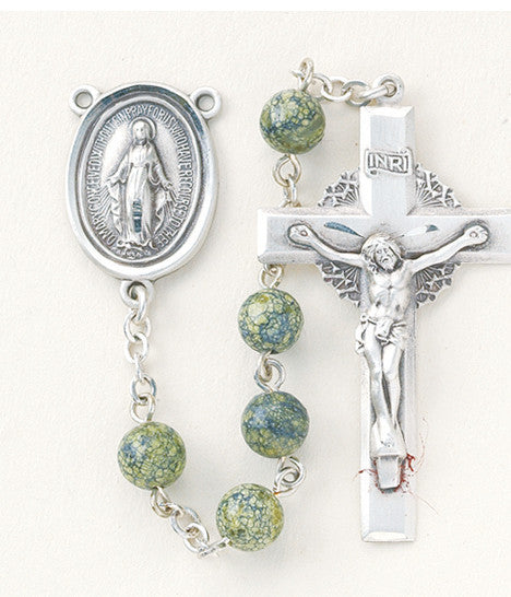round_green_sterling_rosary