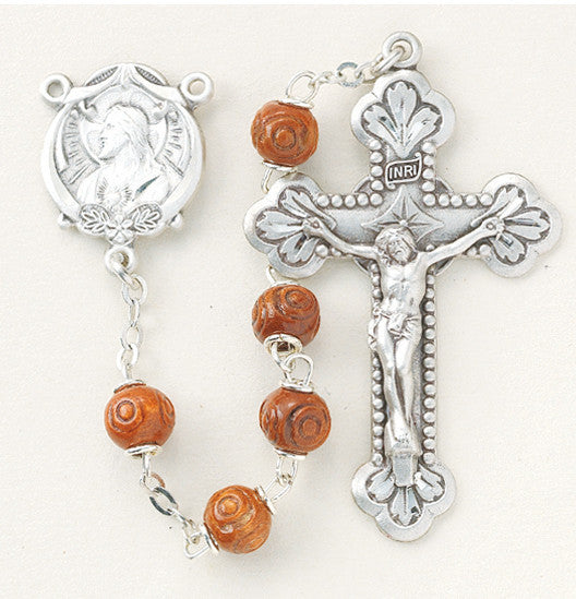 brown_coco_sterling_rosary