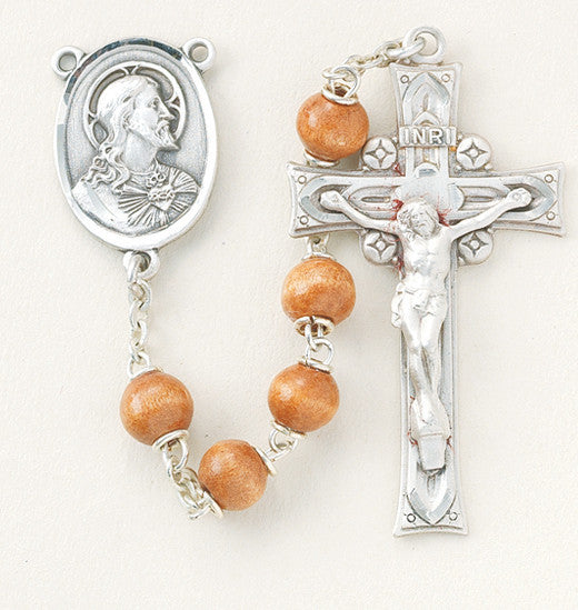 brown_round_sterling_rosary