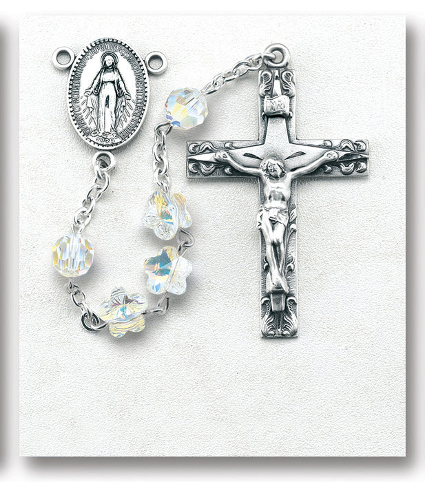 flower_sterling_rosary