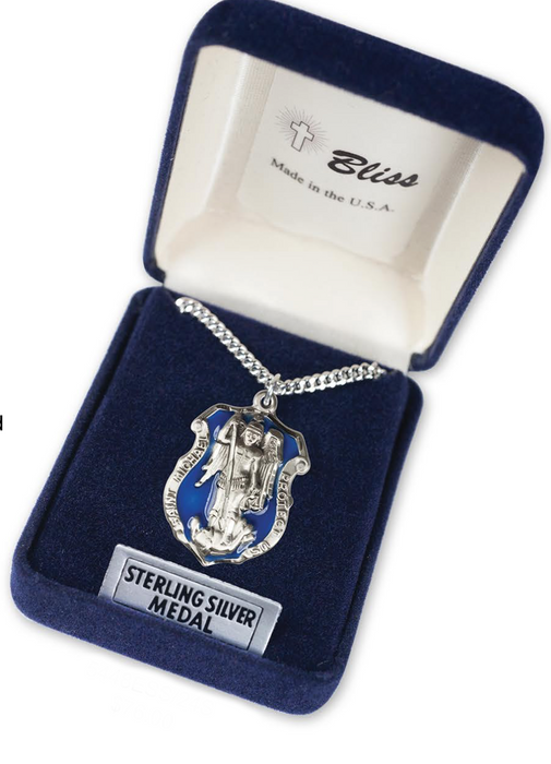 St. Michael / U.S.A. First Responder Pendant