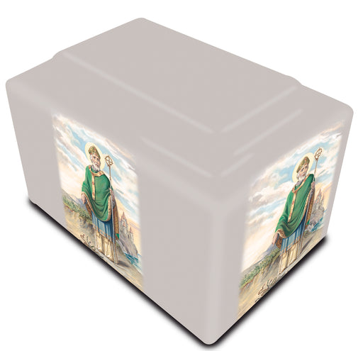 St. Patrick Cultured Marble URN