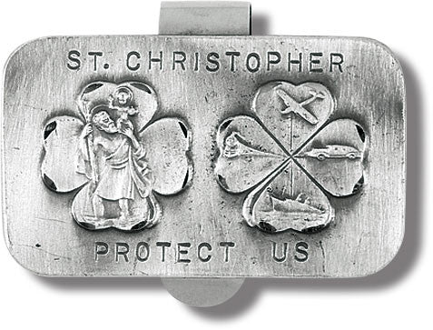 Image of ST CHRISTOPHER PROTECT US