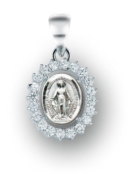 silver_miraculous_medal