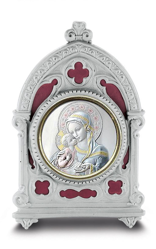 antique_frame_sterling_silver_madonna_and_child