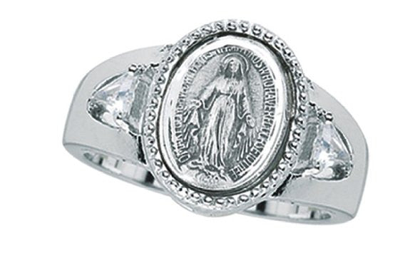 silver_miraculous_medal_ring_
