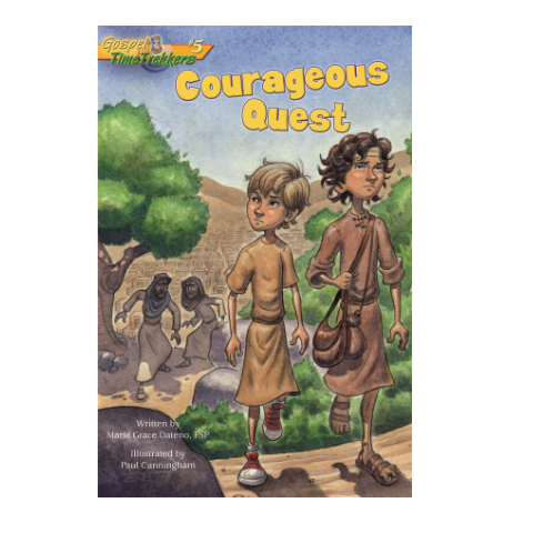 Courageous Quest – GTT #5