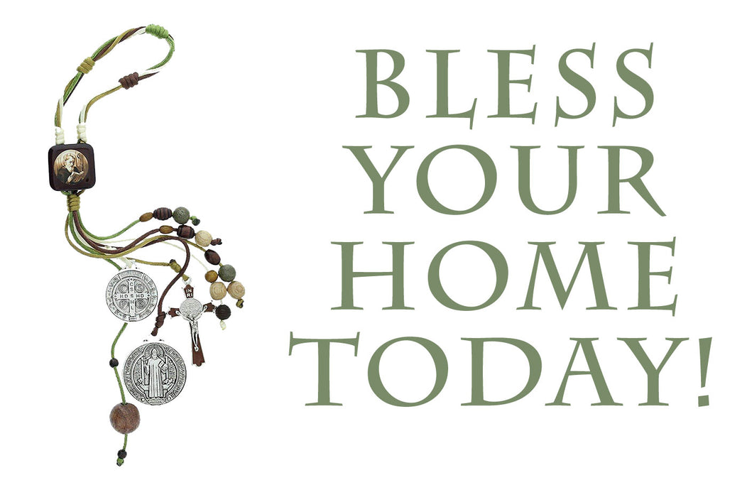 Bless Your Home Today!