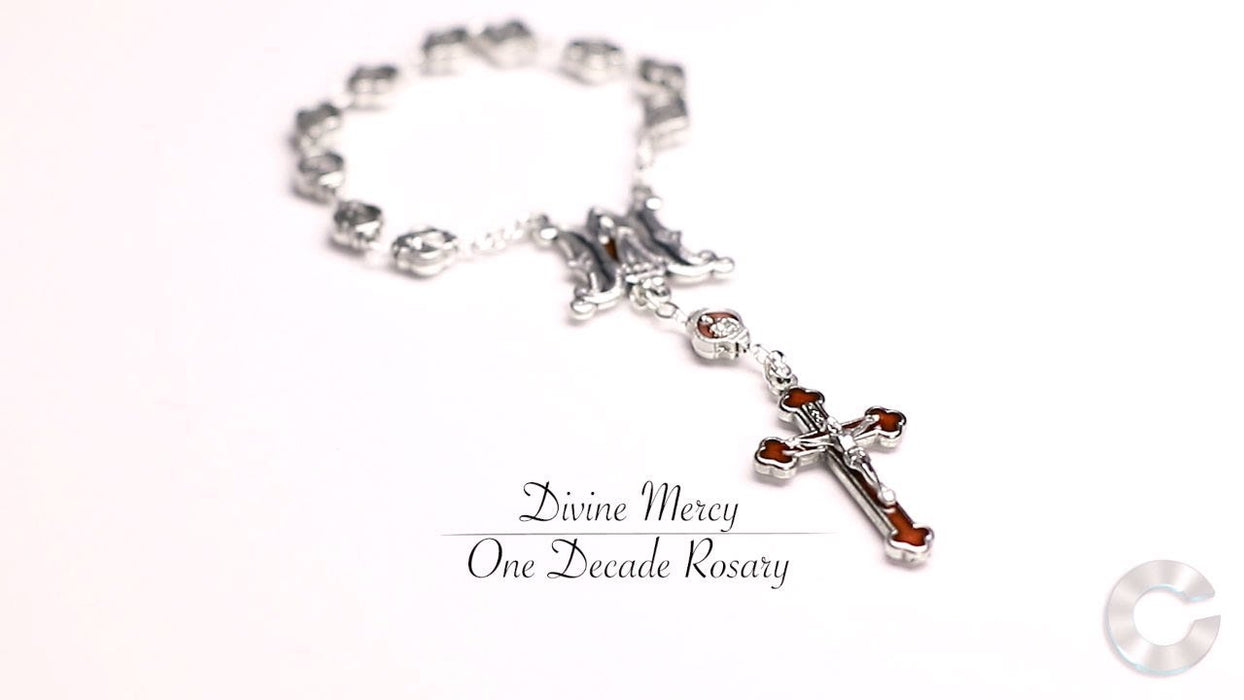 Divine Mercy One Decade Rosary