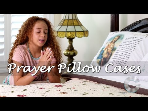 Saints / Prayer Pillow Case Video