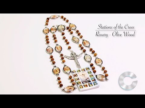 Stations Of The Cross Rosary Video